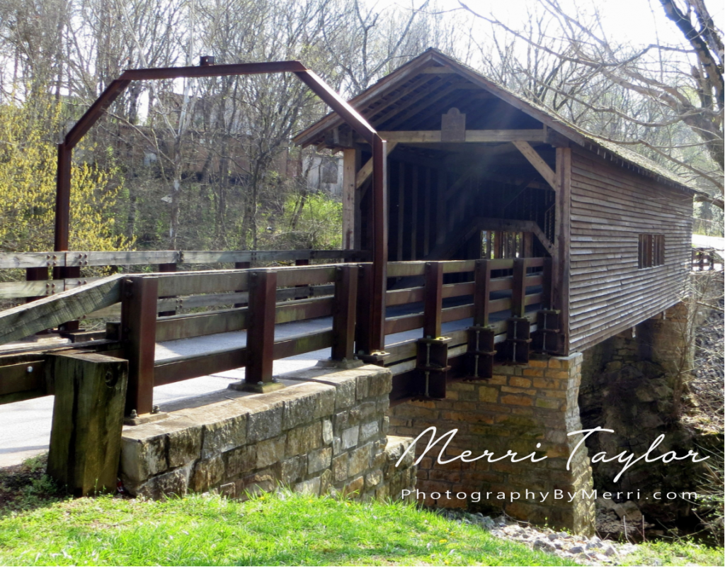 Tennessee covered bridge