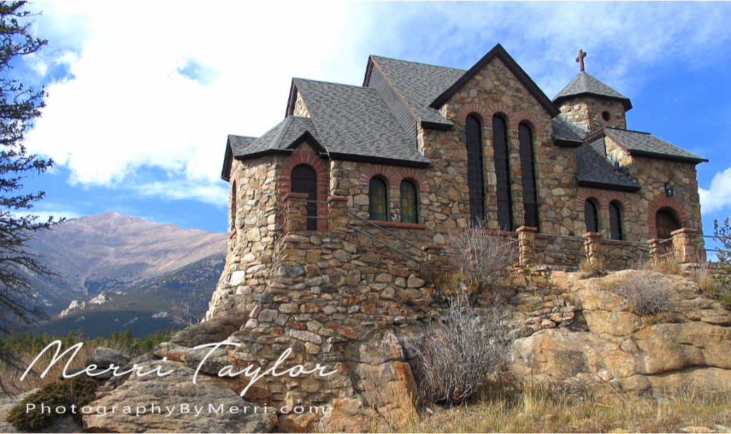 Saint Malo Church, Allenspark, Colorado