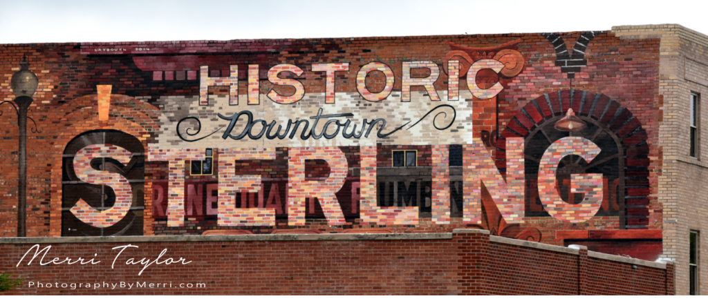 Sterling Colorado mosaic